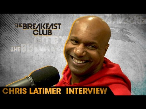Chris Latimer Interview at The Breakfast Club Power 105.1 (04/15/2016)