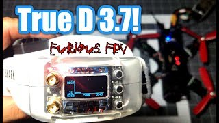 Furious Fpv True-D 3.7 Receiver Module Installation and Calibration