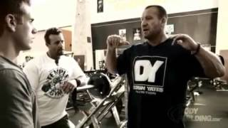 Dorian Yates: Blood & Guts Trainer - Back - Episode 2 / 5