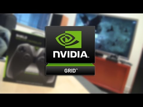 Nvidia GRID : le cloud gaming sur la Shield Tablet