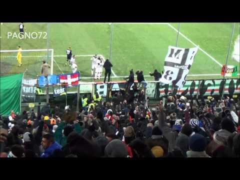 Parma Vs JUVENTUS   Goal Morata 0-1