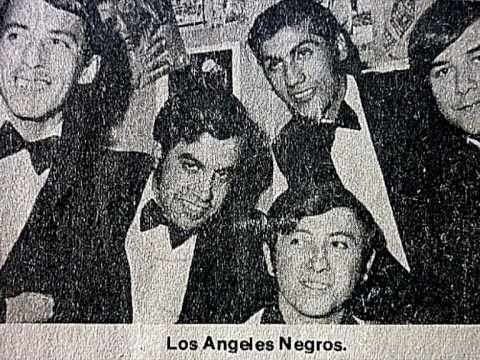 Los Angeles Negros - Te Dejo La Ciudad Sin Mí
