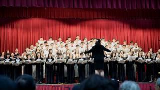 download lagu Wm100 - Northern & Perak Choir: Pass It On gratis