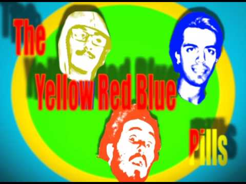 The Yellow Red Blue Pills - Video Loop video