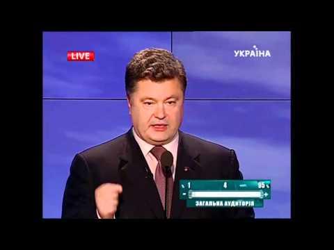 Шустер Live: Петр Порошенко