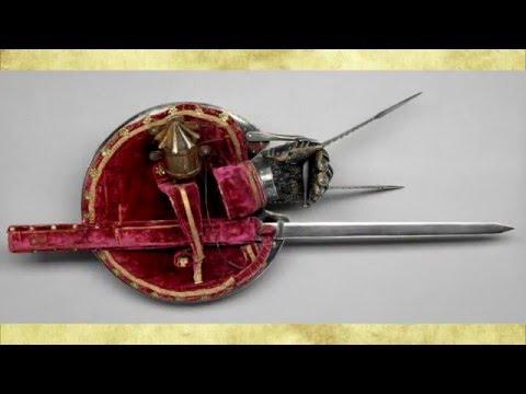 The most bizarre shield in history?