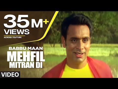 Mehfil Mitran Di Babbu Maan (Full Song) | Saun Di Jhadi