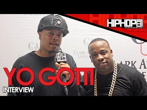 "Yo Gotti Discusses Grabbing Lil Wayne For His ""Errrbody"" Remix & Being On The ""Drake vs. Lil Wayne"" Tour"