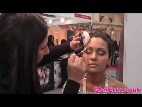 Glamface At Asian Wedding Exhibition 2011 video