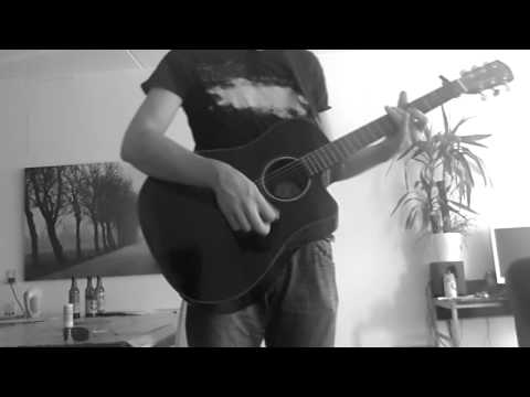 Staind - Home (acoustic cover)