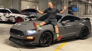 TAKING DELIVERY OF A BRAND NEW MUSTANG GT 350! *UNBELIEVABLE*