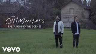 The Chainsmokers Paris Behind the Scenes