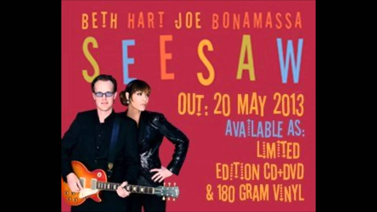 Seesaw New Cd Beth Hart Amp Joe Bonamassa Nutbush City