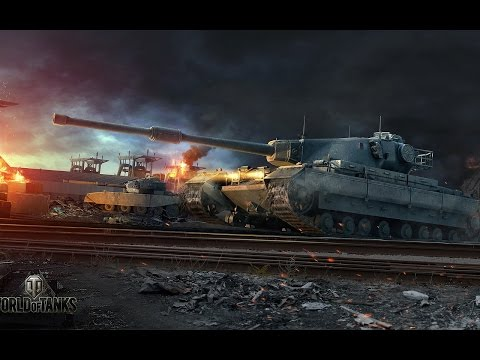 Conqueror  9kills  Супер Бой!  World of Tanks