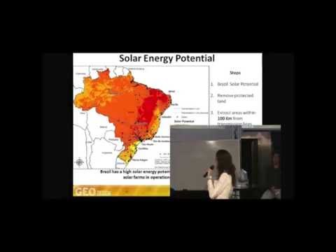 SIMCenter Quotes, Ana Brandao on Energy Potential for Brazil