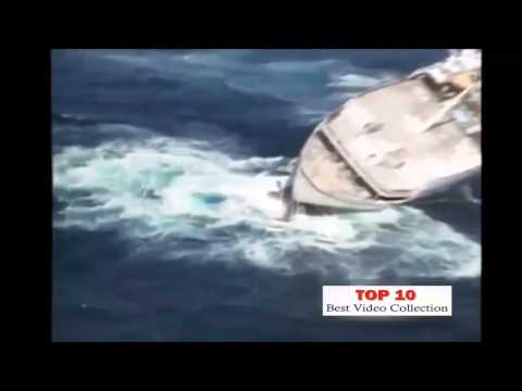 TOP 10 Accidentes de Barco