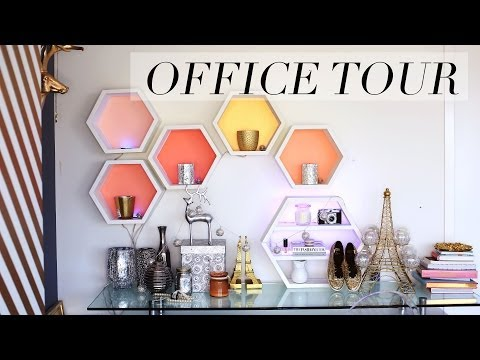 Evelina's Office/Studio Tour