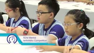 CMA Mental Arithmetic International Olympiad 2013 - Overview
