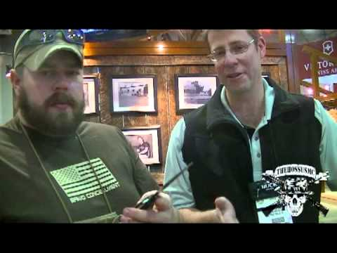 Buck Endeavor @ SHOT Show 2013