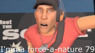 I'mma force-a-nature #79