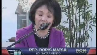 Rep. Doris Matsui on SMUD's rebate and energy efficient Program - FOX