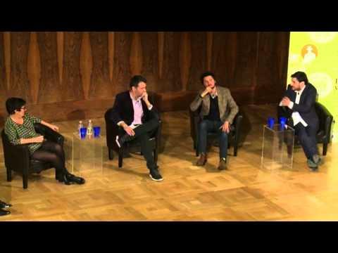"""El periodismo digital a debate en la conferencia """"Más allá de 140 caracteres"""""""