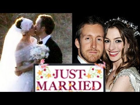 anne hathaway married youtube