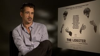 Colin Farrell on