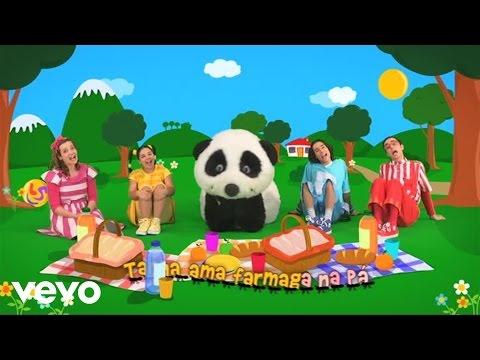 Panda e Os Caricas - Uma Formiga No Pé