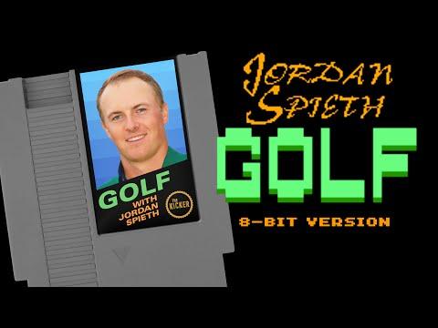 Jordan Spieth's Masters Meltdown - Nintendo Golf Version