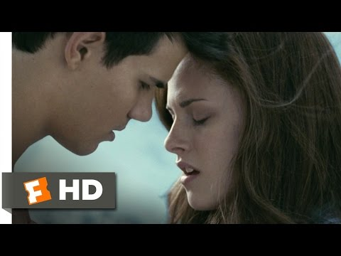 The Twilight Saga: Eclipse (811) Movie CLIP - Jacob Kiss Me (...