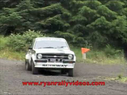 Donegal Forestry 2010(Ryan Rally Videos)