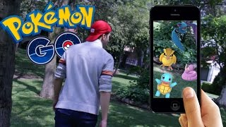 EMPIEZA LA AVENTURA | Pokemon GO #1