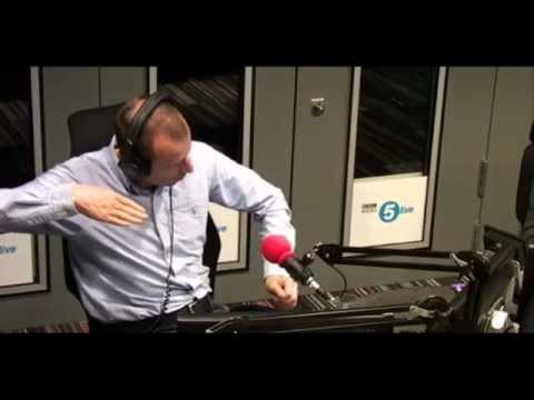 Steve Claridge Orgasm at Cisse Wondergoal - Brilliant Reaction left speechless