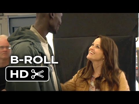 The Good Lie B-ROLL 1 (2014) - Reese Witherspoon, Corey Stoll  Movie HD