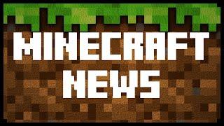 ►Minecraft News: Update 1.8.8, Console Update/DLC, and Movie News!  ◄