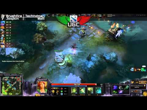 Envy.US vs. High Self-Esteem UGC Western Invite Game 1 - Casted by Brushfire