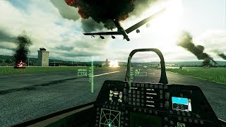ACE COMBAT 7 - PS VR Mission Gameplay (TGS 2018) @ 1080p HD ✔