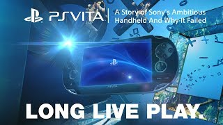 PlayStation Vita | Sony's Ambitious Handheld & Why It Failed