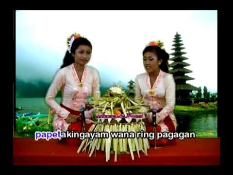 Kakawin Remaja Putri - Wirama Widara Gumulung