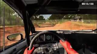 DiRT 4 Cockpit View Gameplay PC 60 Fps