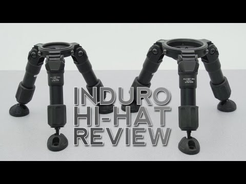 Gear Review: Induro Hi-Hat Tripod