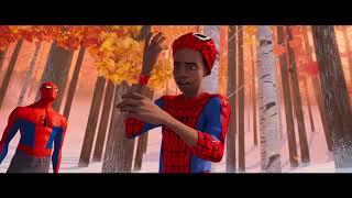 Spider-Man  Into the Spider Verse Trailer #3 2018 Shameik Moore, Jake Johnson