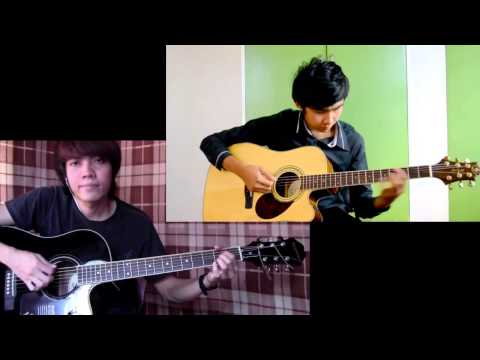 Depapepe  - Start (Guitar cover by Jorell and Ralph)