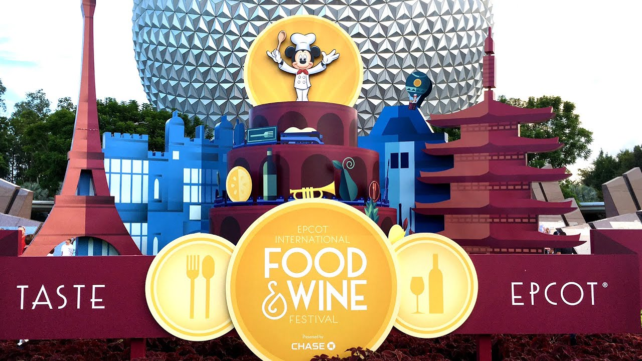 Disney Food And Wine Festival Foodstutorialorg