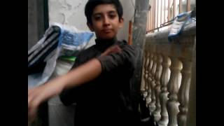 Smart shayan dancing on ala bali nirmal roy song