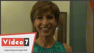"""بالفيديو .. أمينة شلباية :"""" المرأة المصرية تهمل فى نفسها لكن جمالها فى روحها"""""""