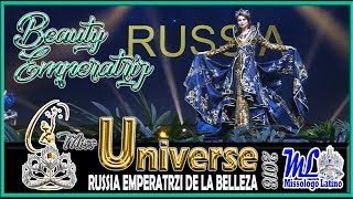 MISS UNIVERSE 2018 - MISS RUSSIA - BEAUTY EMPERATRIZ