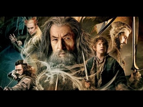 The Hobbit: There and Back Again 2014 - Movie Review.