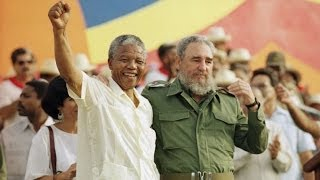 Nelson Mandela & Fidel Castro: A Video You Won